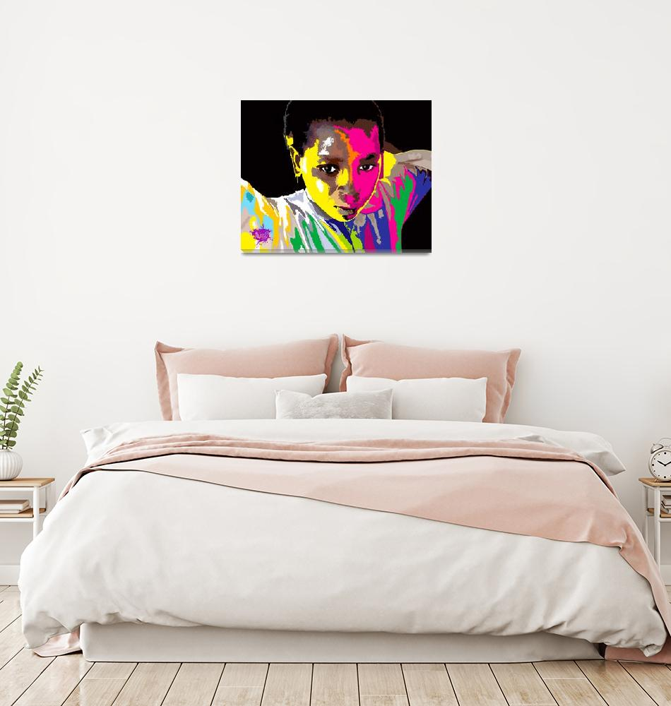 """African Rainbow""  (2014) by Antodezigns"