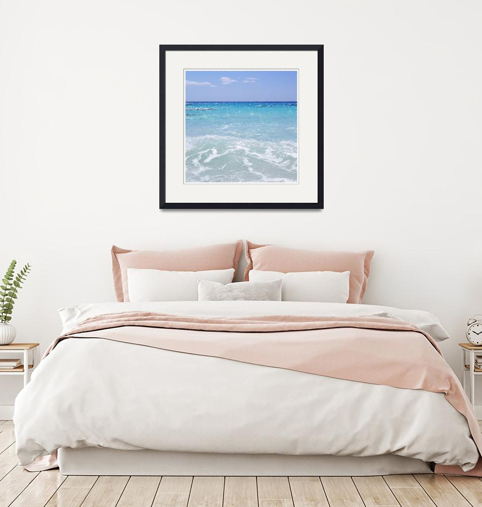"""Dreaming of the Beach""  (2018) by LukeMoore"