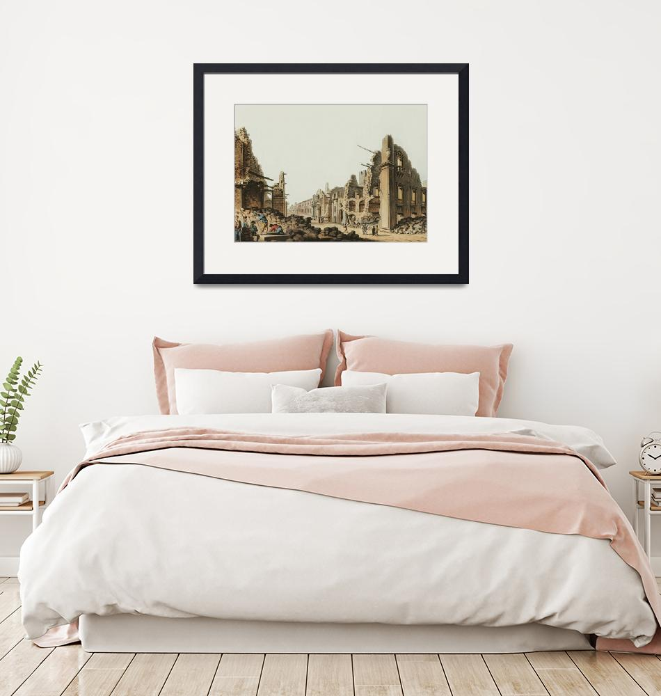 """Luigi Mayer Art Framed Print""  by buddakats1"