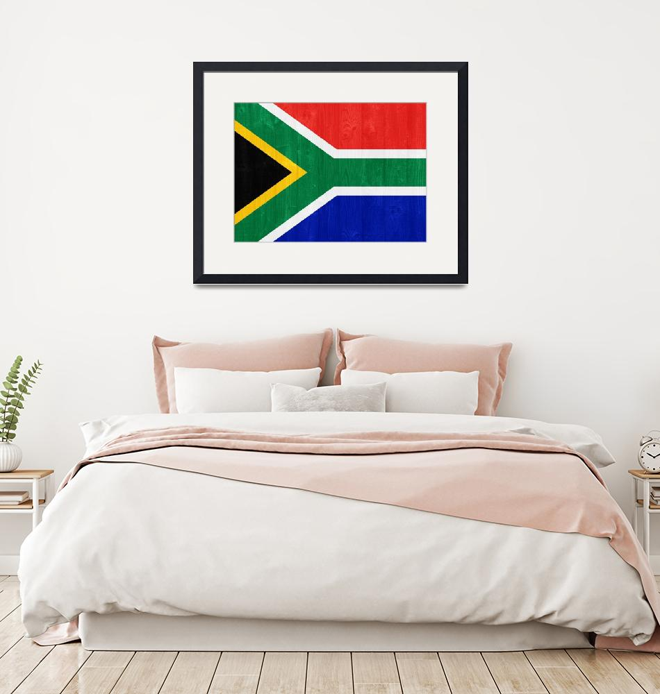 """""""flag12 south africa""""  by luissantos84"""