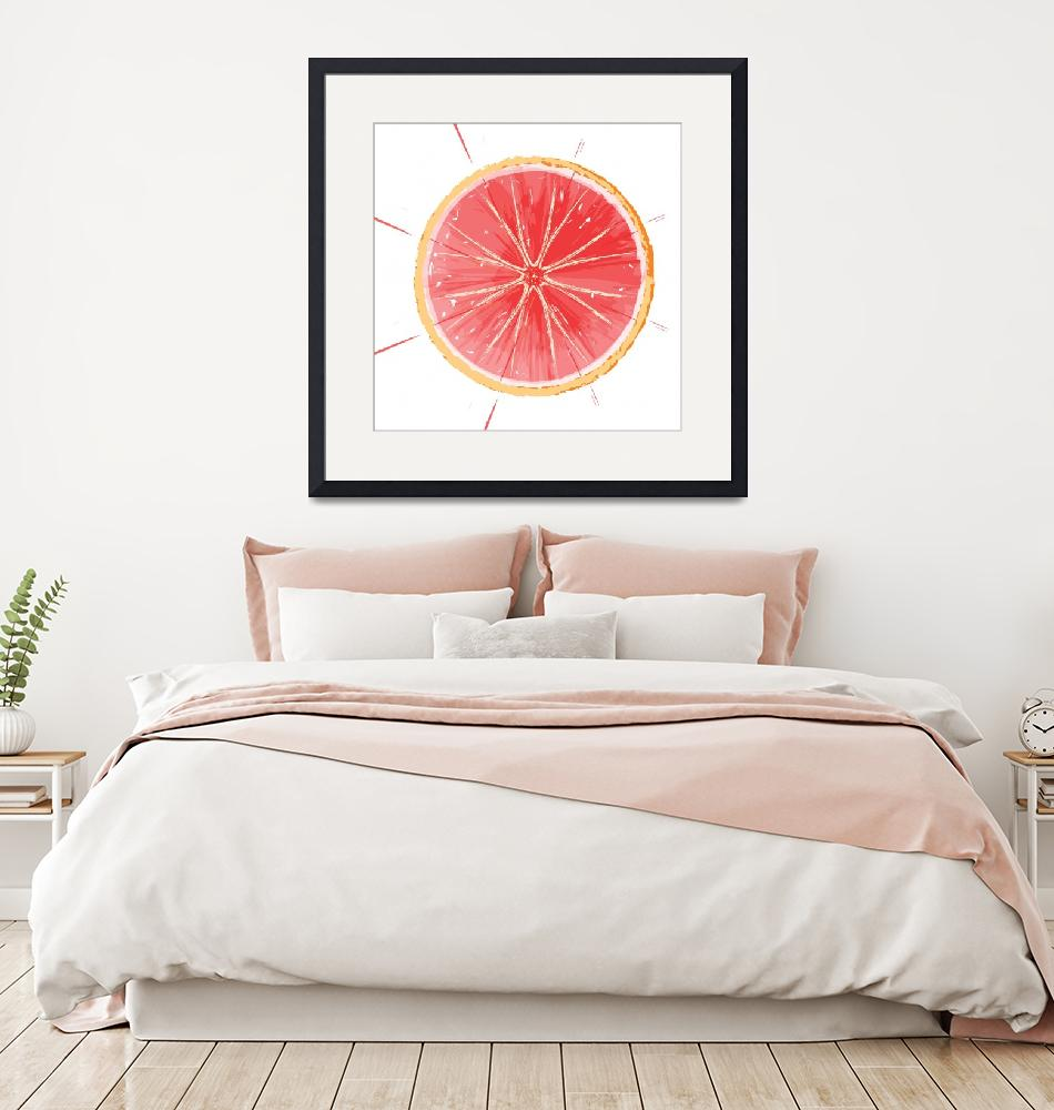 """""""Such GrapeFruit""""  (2010) by TheIcePixy"""