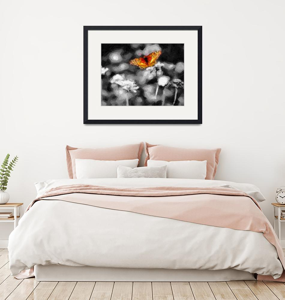 """""""Butterfly Oil Painting 2""""  by gltaylor_photography"""