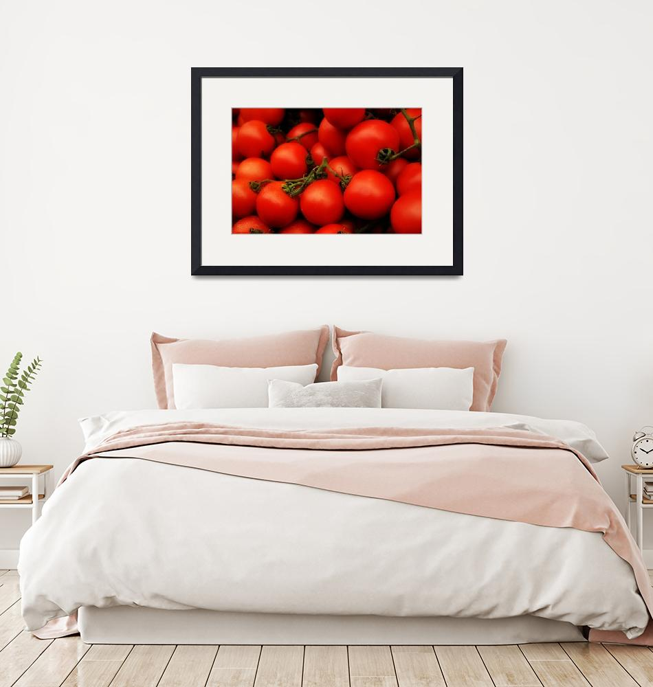 """""""Red and Ripe""""  (2012) by ronitsteinberg"""