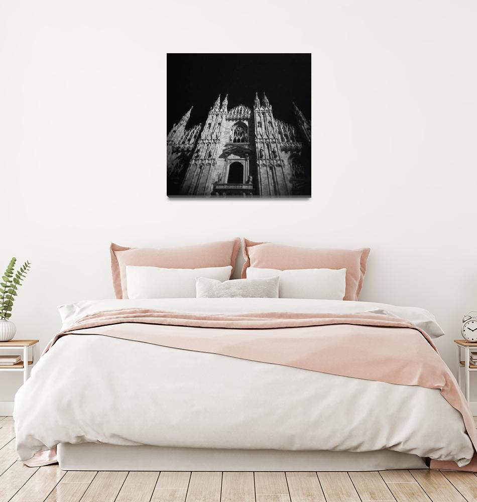 """""""Duomo di Milano""""  (2008) by andreacampi"""