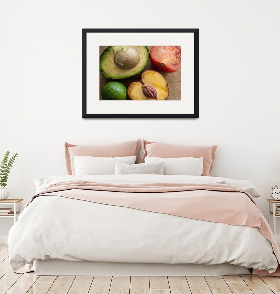"""""""Fruits""""  (2018) by JeanniesPhotography"""