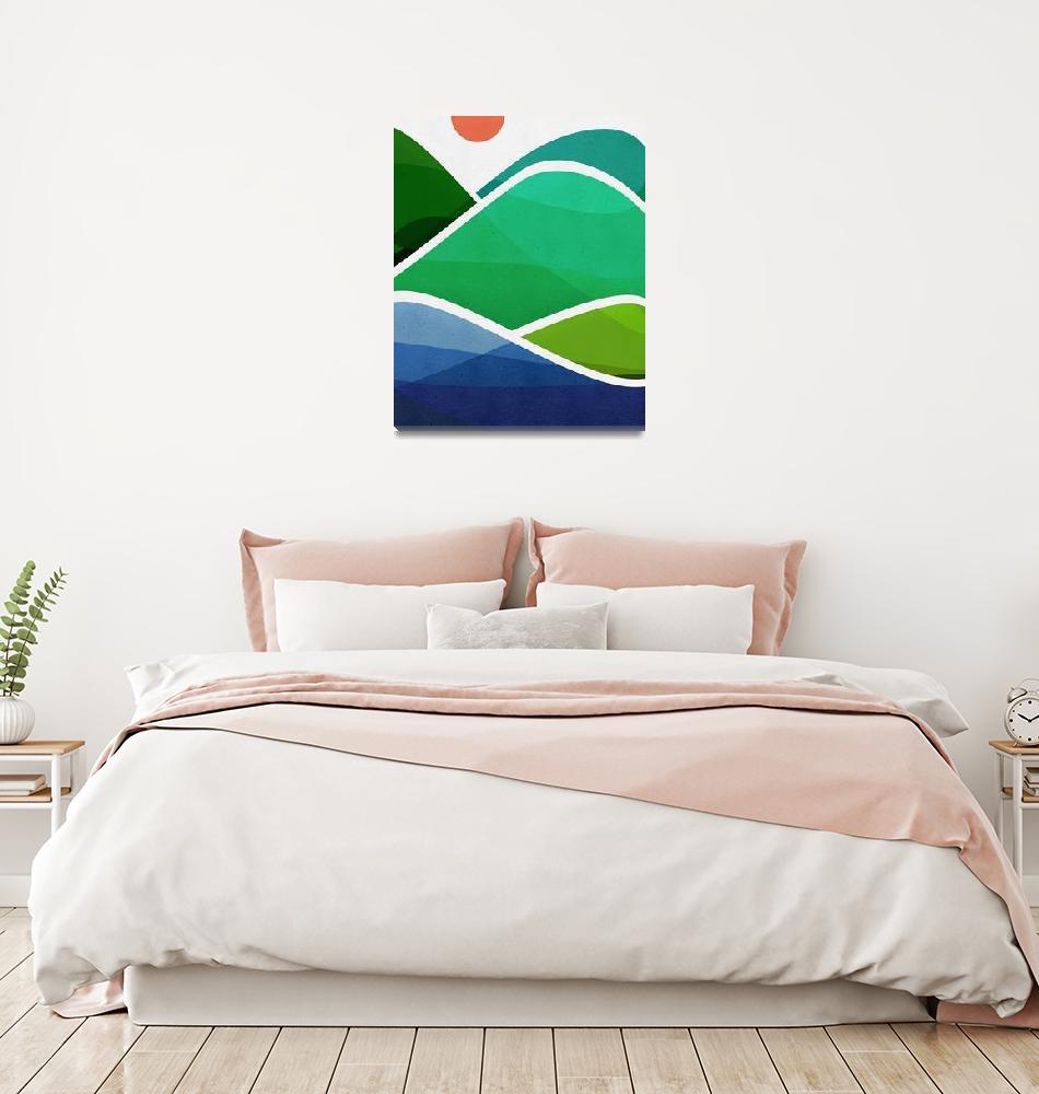"""Oahu Shoreline""  (2018) by moderntropical"