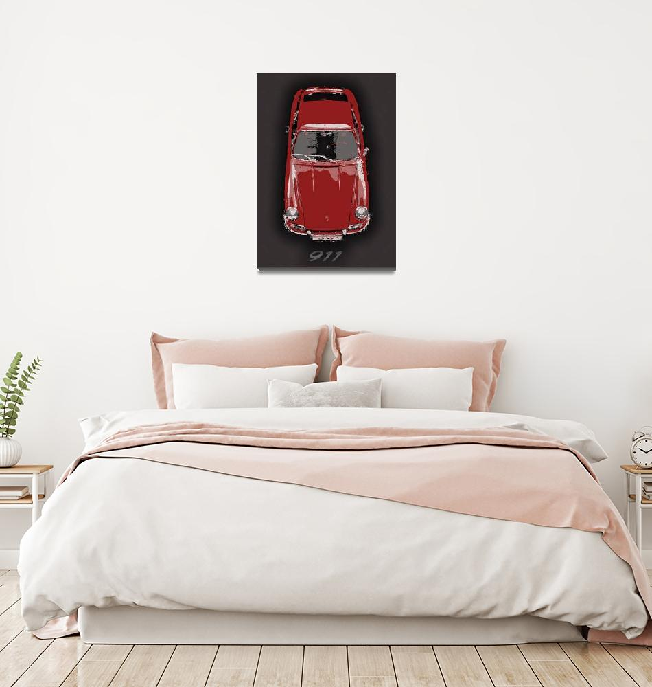 """Red 911""  (2012) by getshaped"