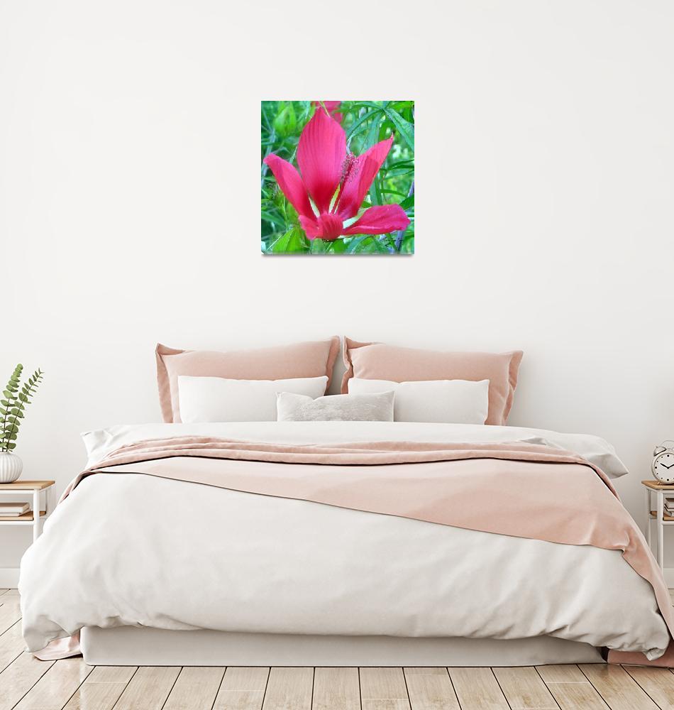 """Pink Spring Blossom""  (2015) by MasArtStudio"