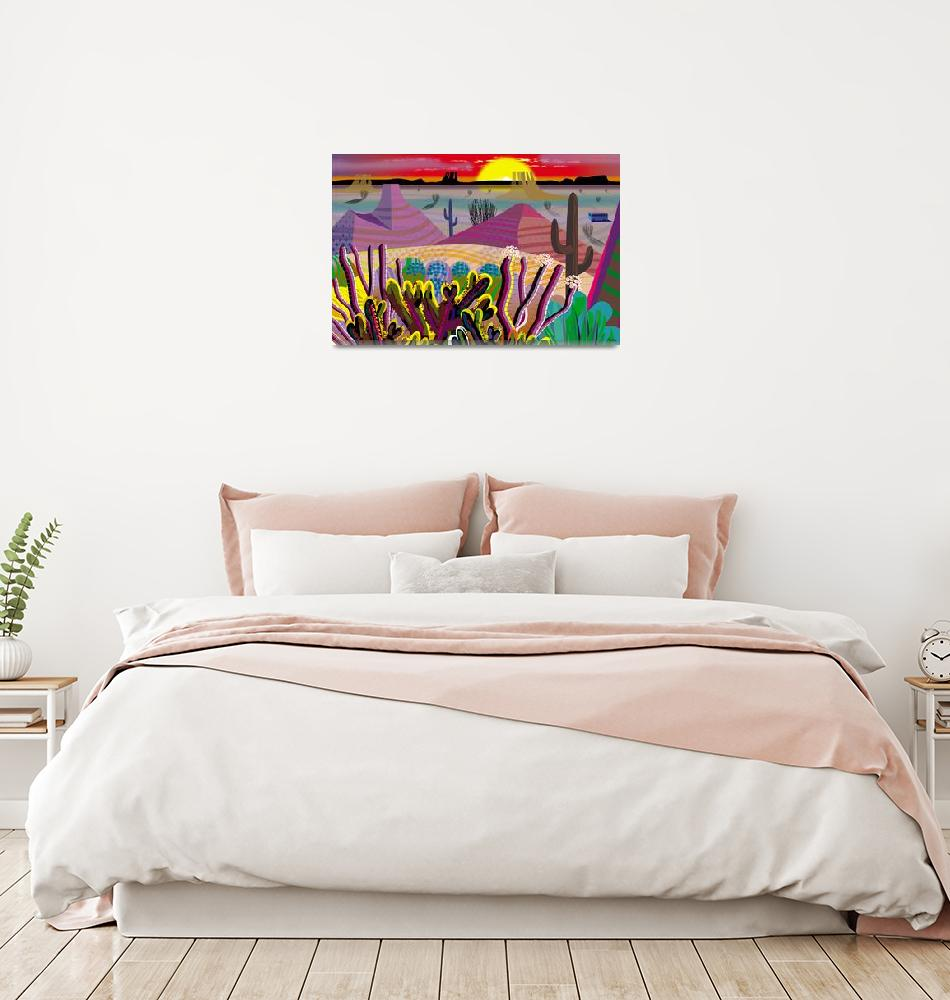 """""""The Desert Within You"""" (2019) by charker"""