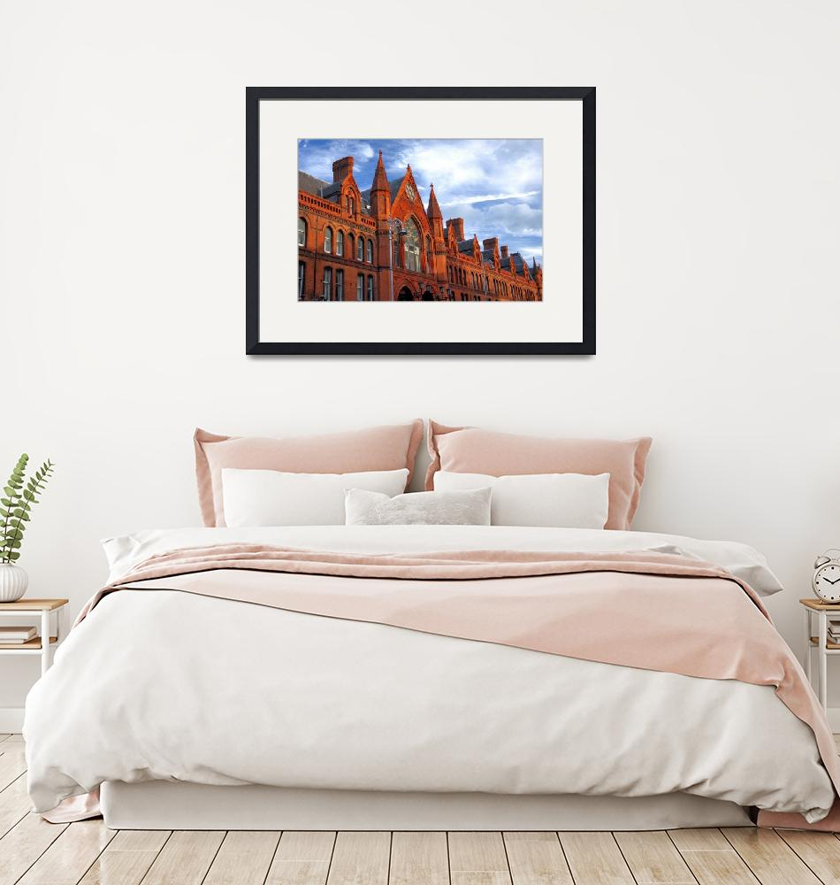 """""""Red Bricks Classical""""  (2006) by JoaoPonces"""