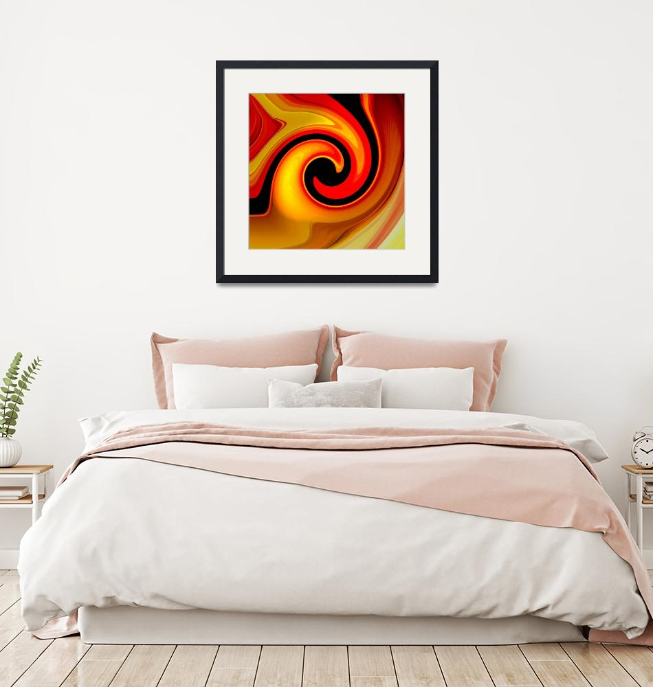 """Twist Me A Desert Wind""  (2008) by ArtPrints"