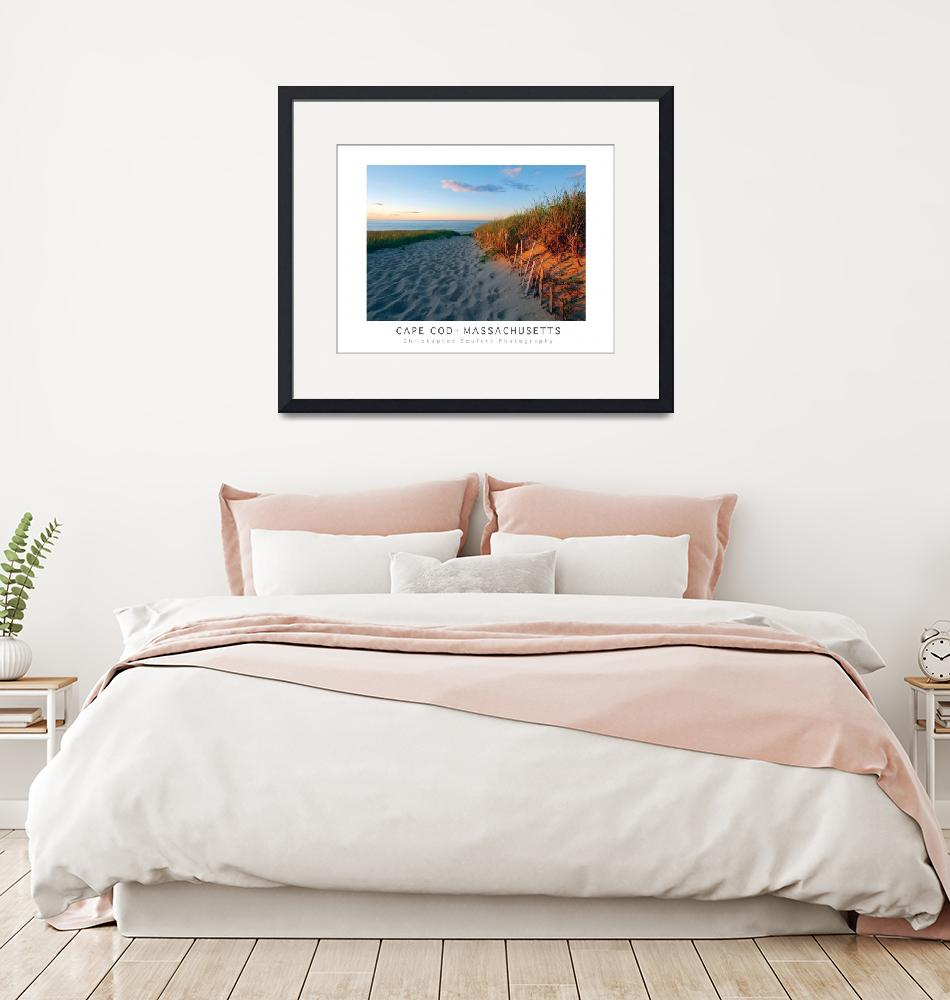 """""""Iconic Cape Cod Poster""""  (2019) by ChrisSeufert"""