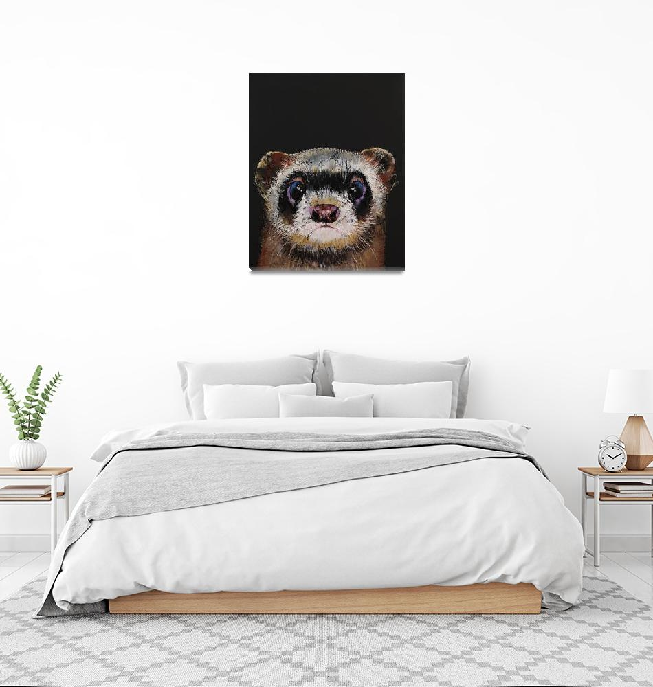 """""""Ferret""""  by creese"""