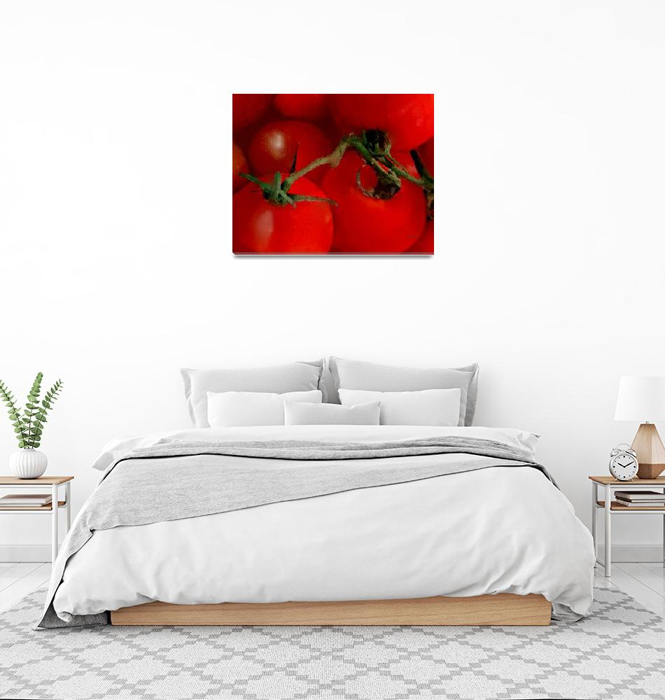 """""""Tomatoes"""" (2012) by patriciaschnepf"""