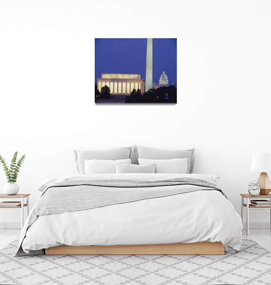 """Washington DC""  by Panoramic_Images"