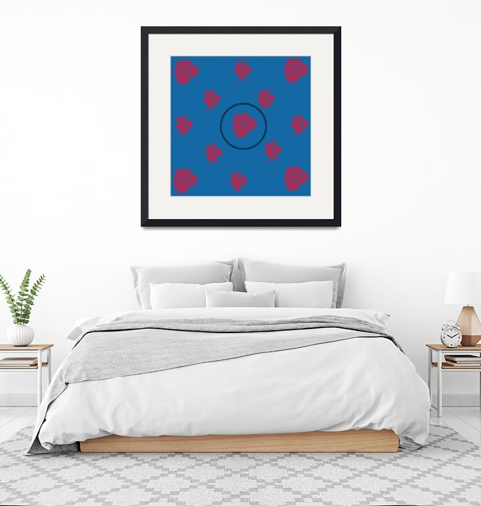 """""""Roses are blue""""  (2014) by roxishappiness"""
