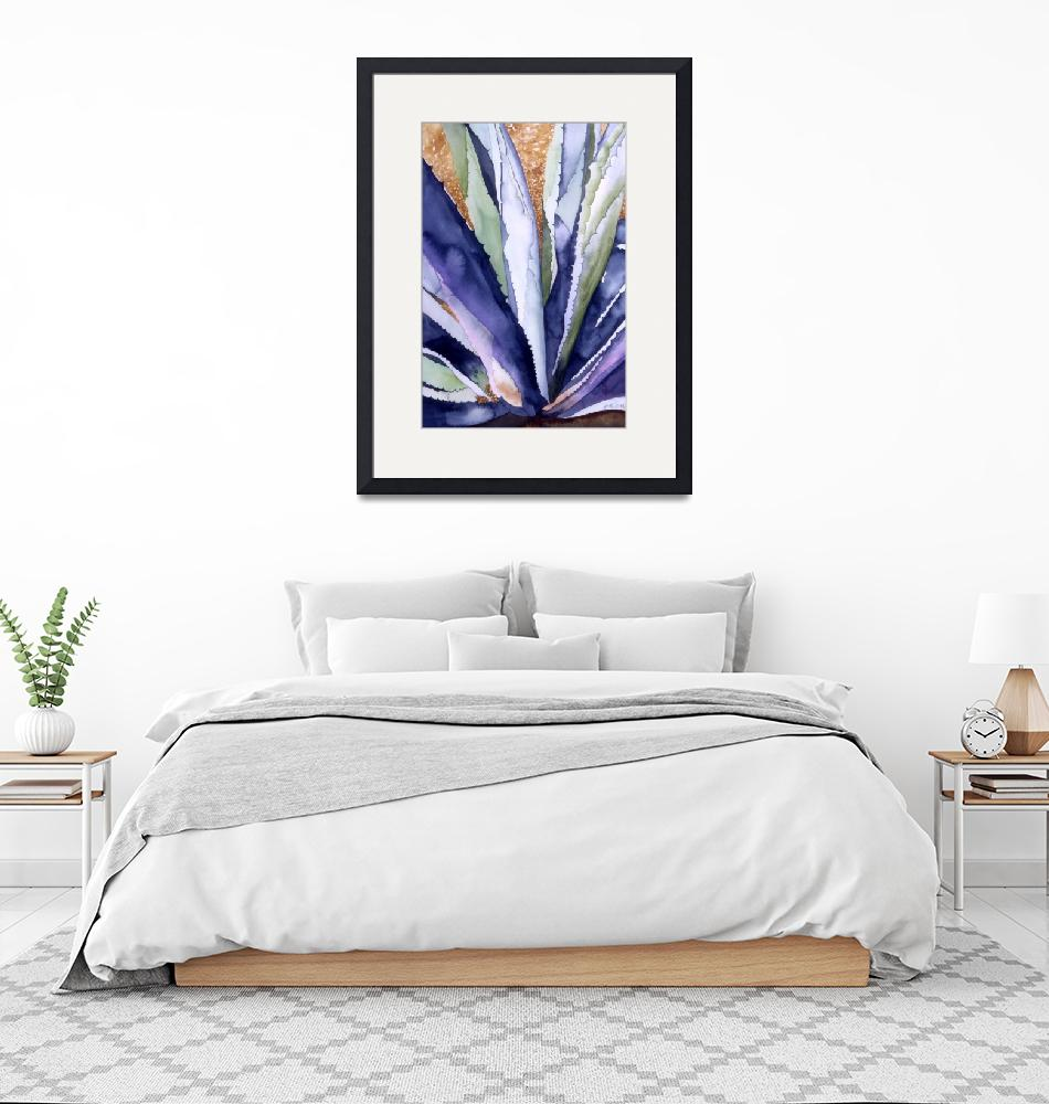 """""""Agave 3""""  (2008) by art4fish"""