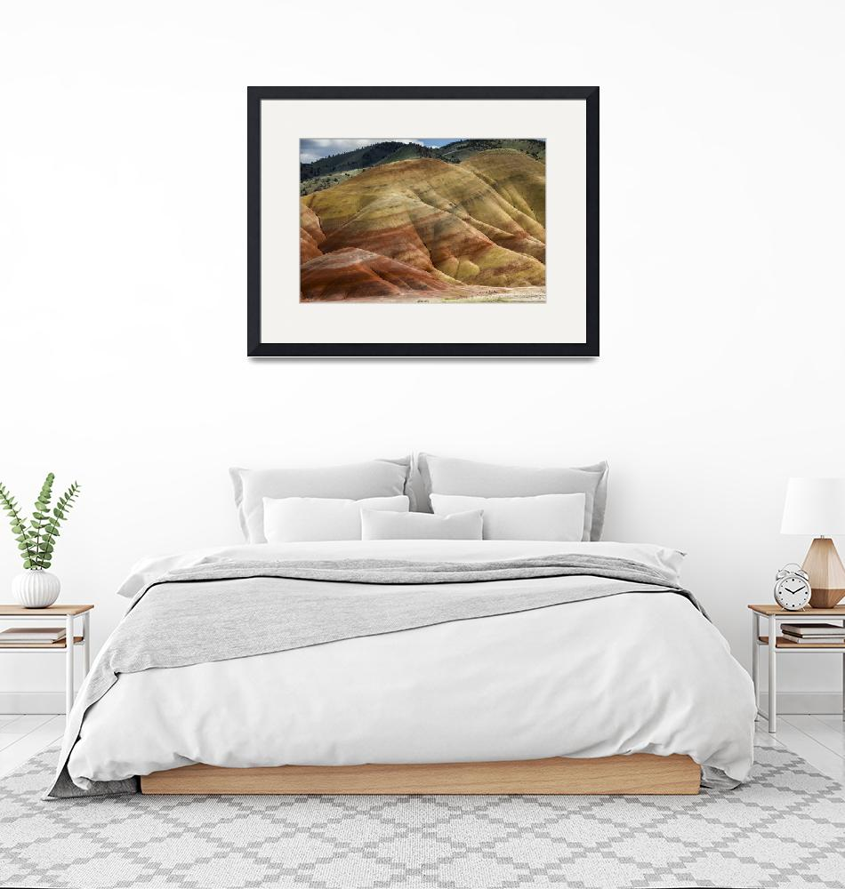 """""""Painted Hills in Oregon by Cody York_1255""""  by cyorkphoto"""