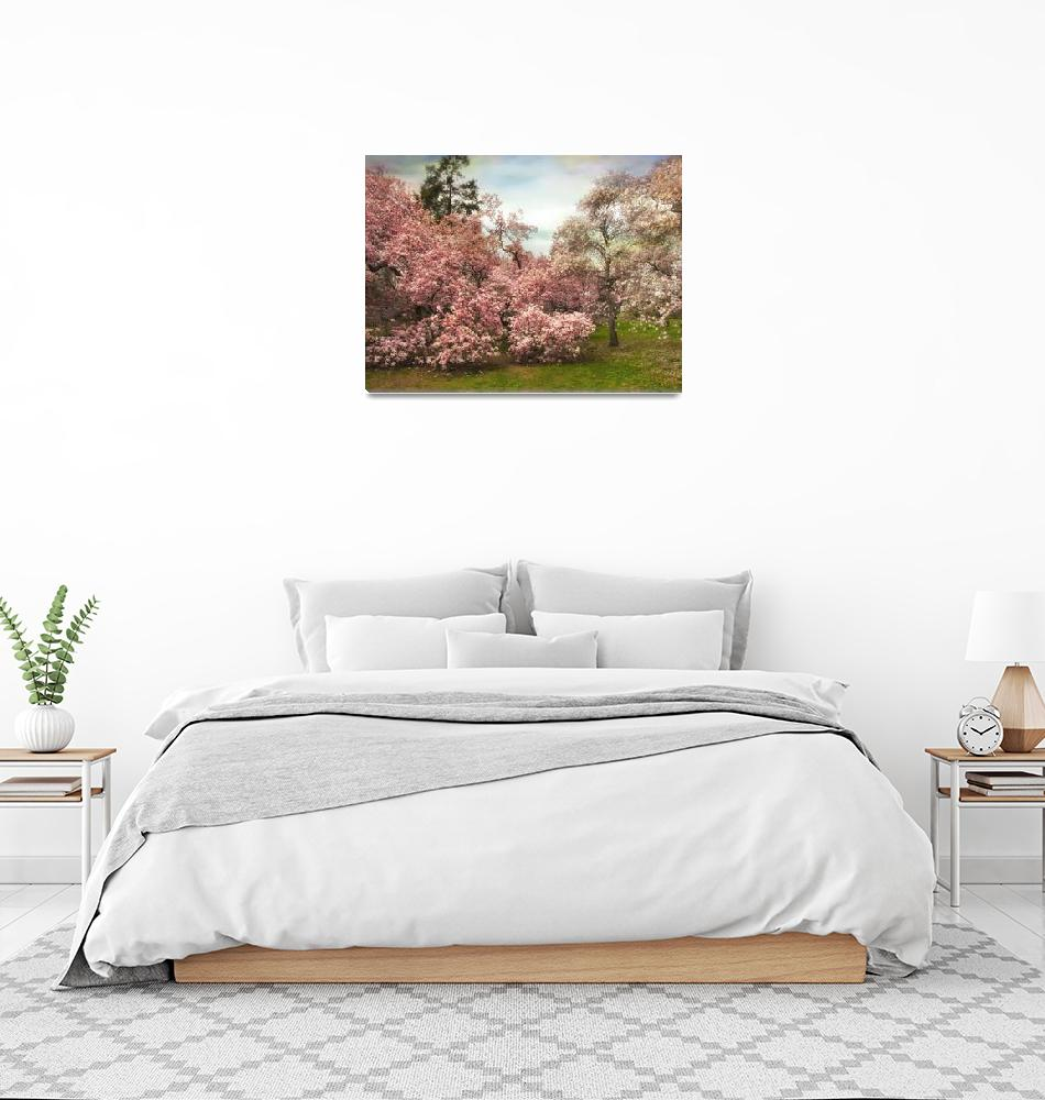 """""""May Magnolia""""  (2015) by JessicaJenney"""