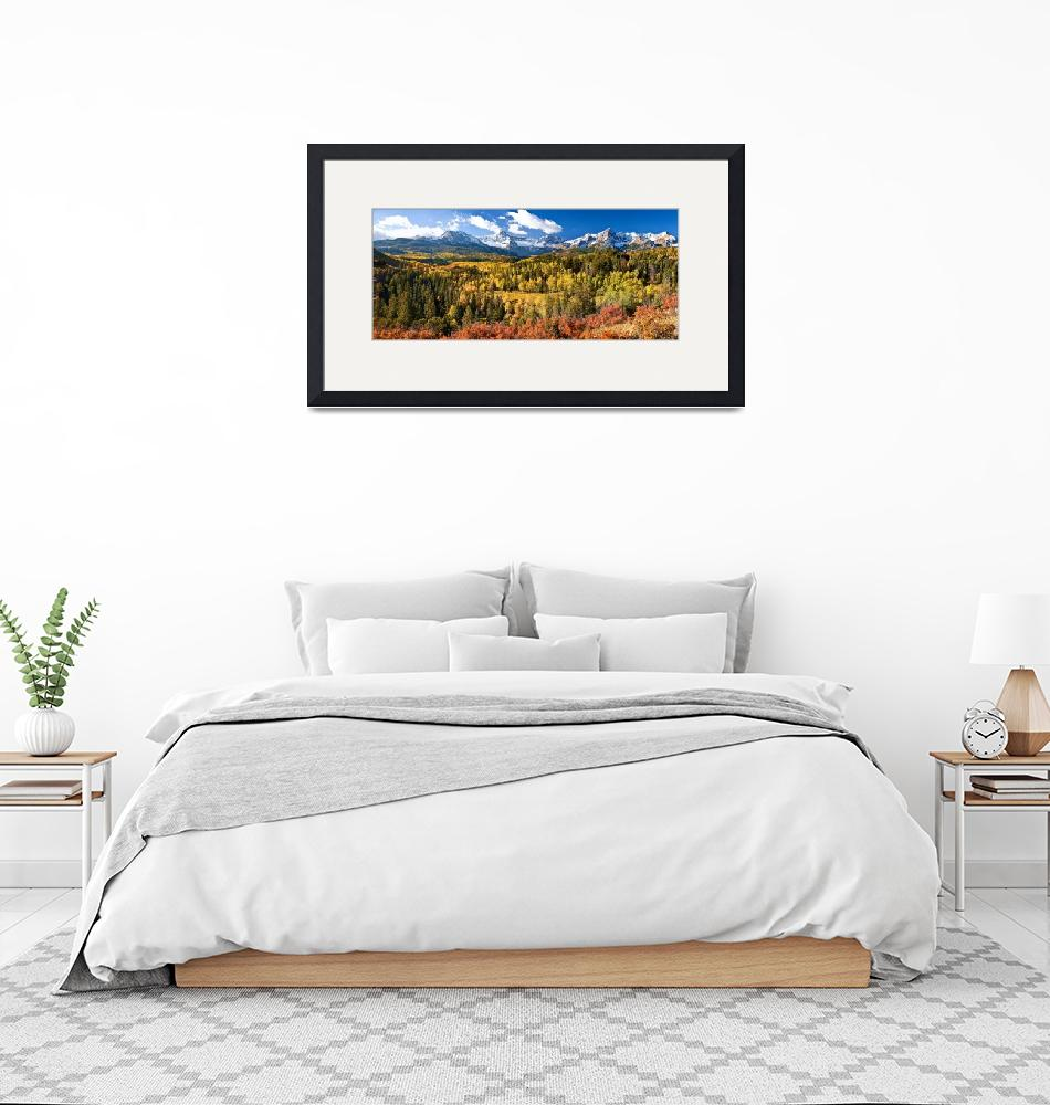 """Colorado Panorama""  by pbk"