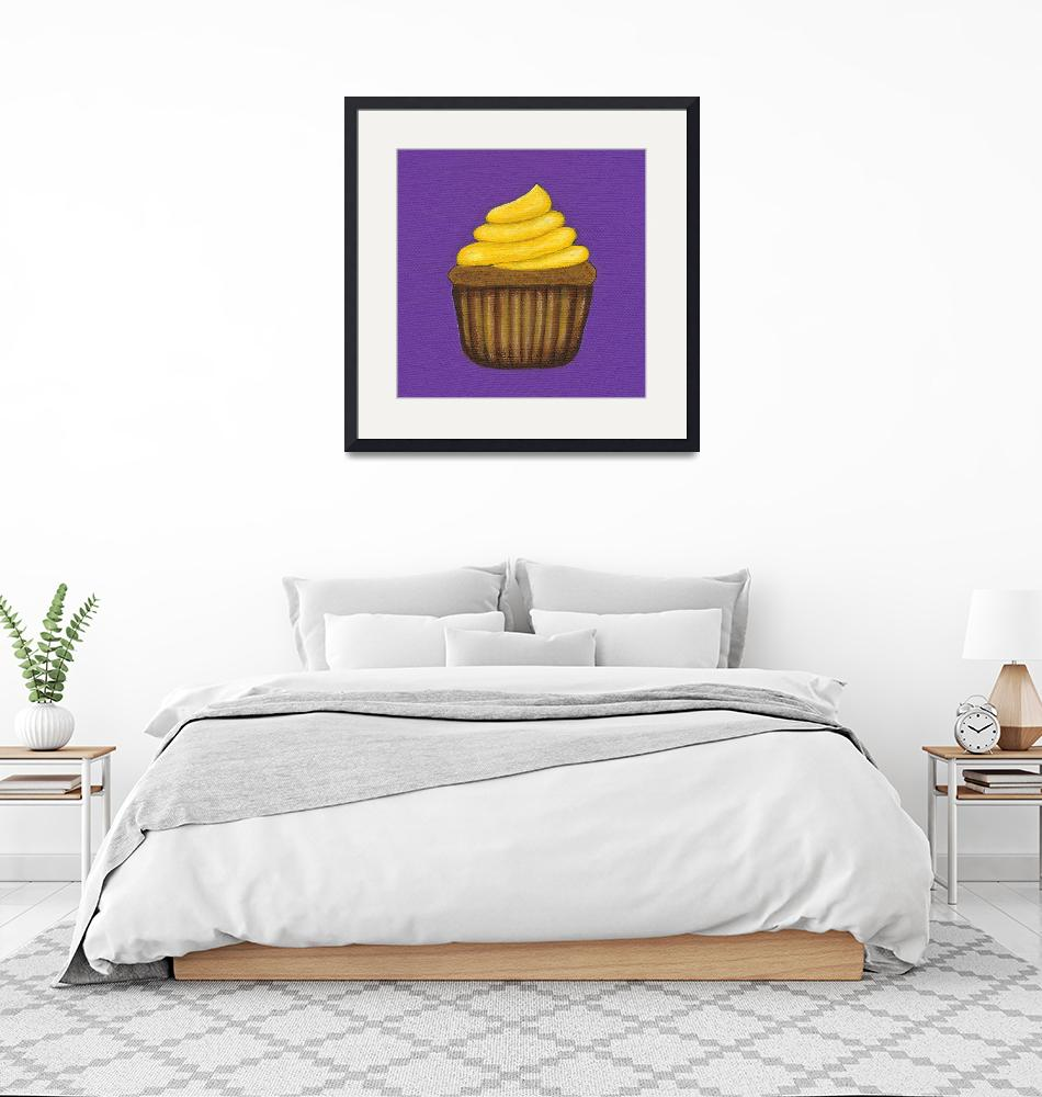 """C Is For Cupcake""  (2010) by LibbyJohnston"