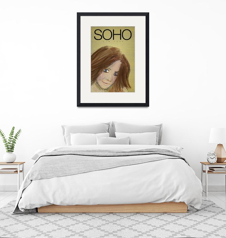 """""""Soho Girl""""  by FirstCollection"""