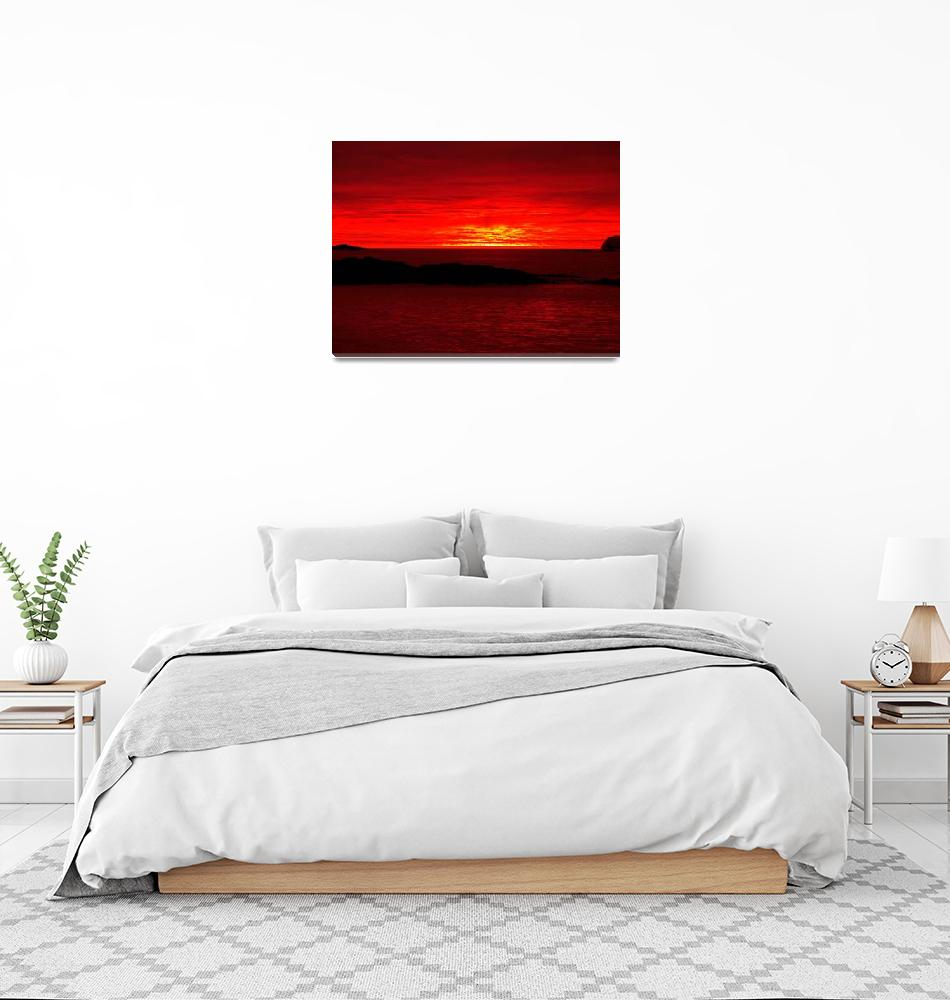 """""""Sunset""""  (2013) by ErnestoC"""