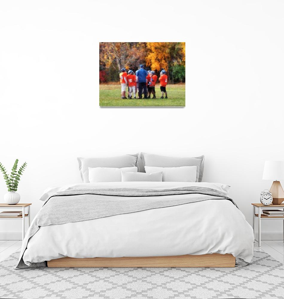 """""""The Huddle""""  by susansartgallery"""
