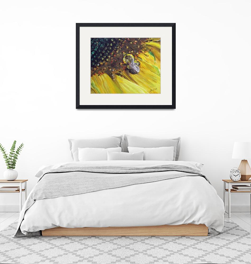 """""""BUMBLEBEE""""  (2007) by RuthDriedger"""