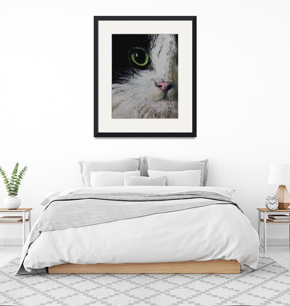 """""""Tuxedo Cat"""" by creese"""