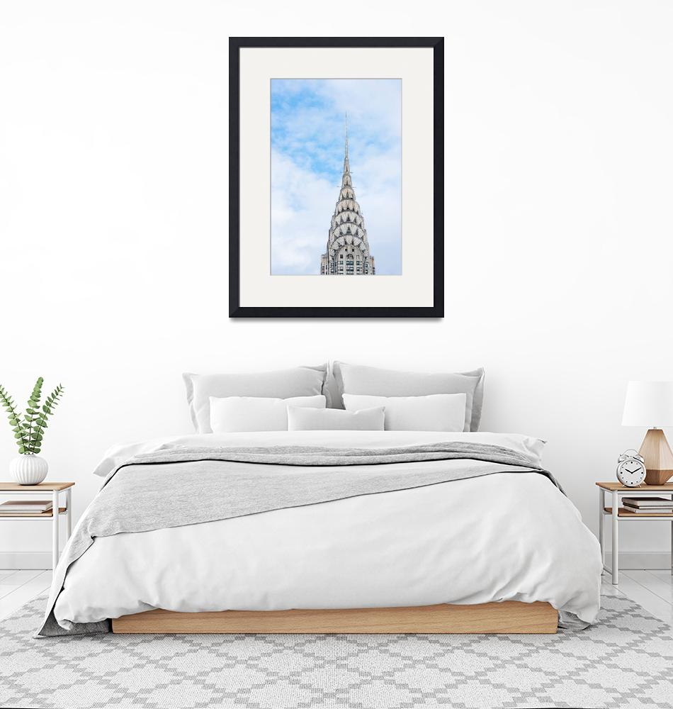 """""""The Chrysler Building""""  (2016) by LBoogich"""