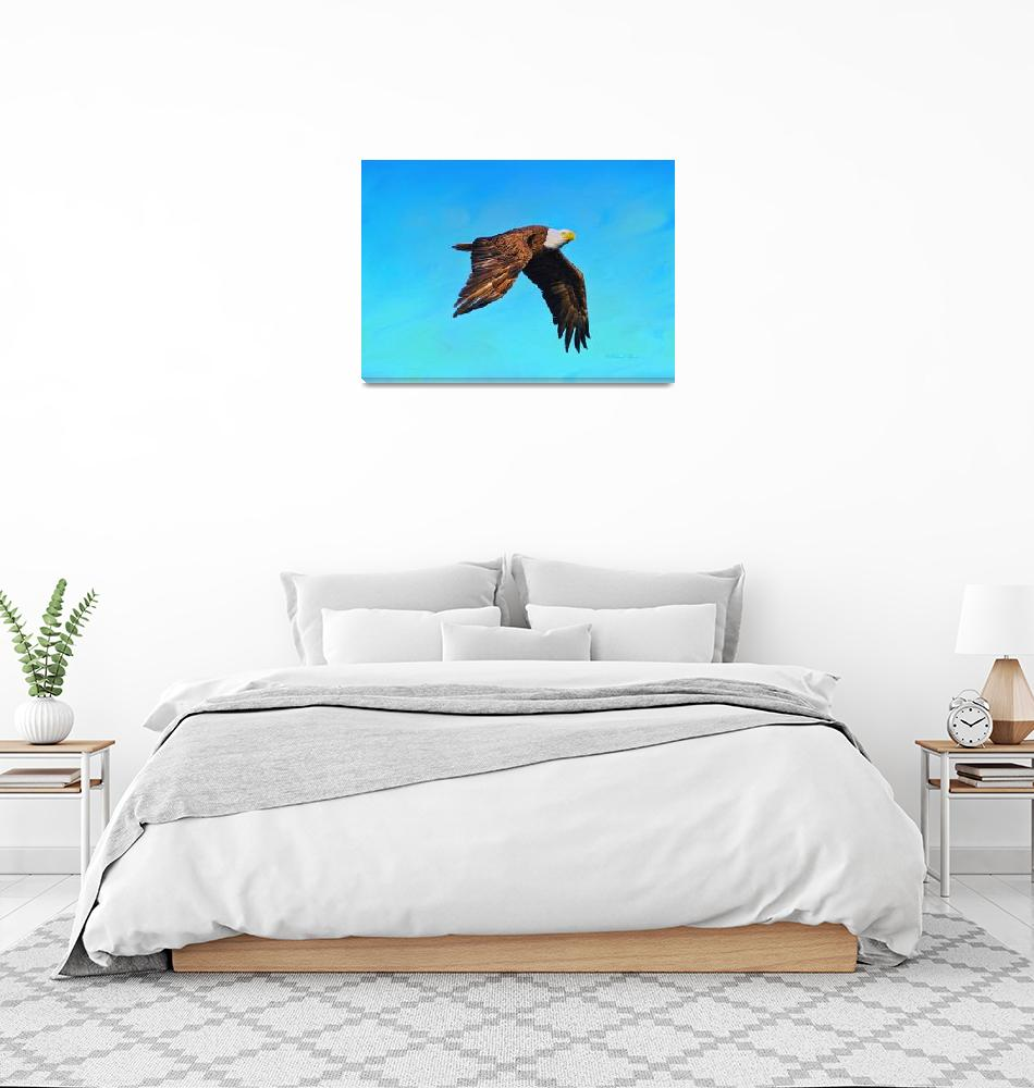 """""""Eagle Series the Glide""""  (2017) by DBenoit"""