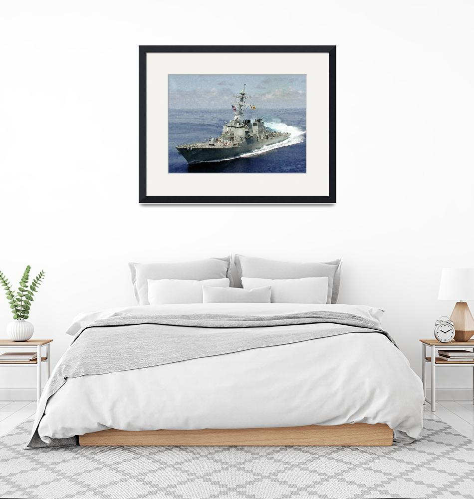"""""""USS Cole""""  (2015) by MilImages"""