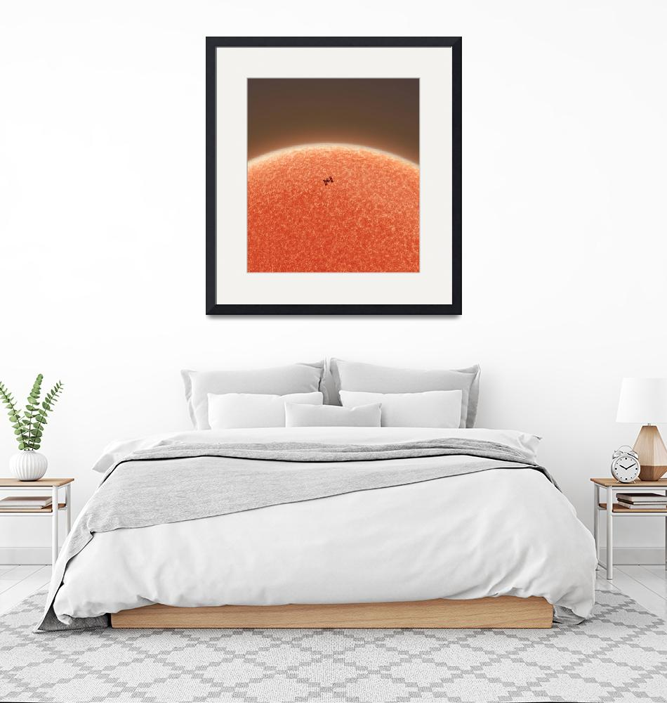 """""""Solar Transit Up  Close""""  by cosmic_background"""