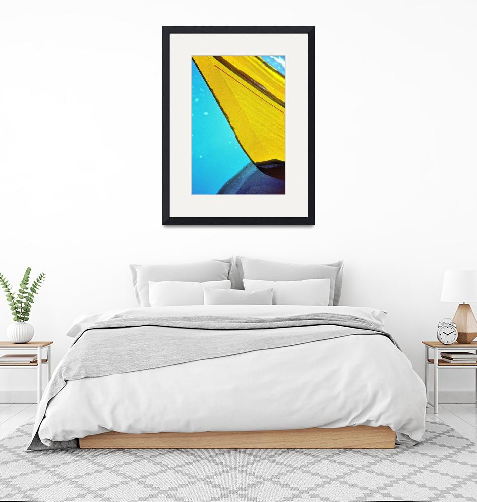 """""""Yellow Prow""""  (1984) by JoaoPonces"""