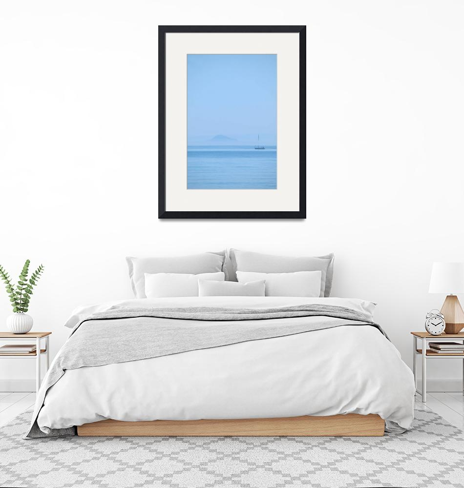 """""""Leven Seascape 1""""  by thegalleries"""