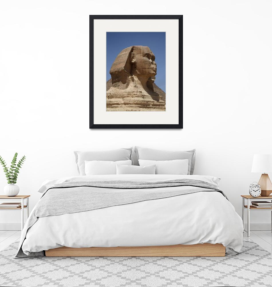 """The Sphinx""  (2008) by DonnaCorless"