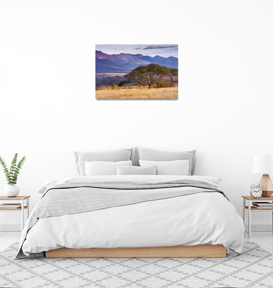 """Chyulu Hills, Kenya""  (2012) by mjphoto-graphics"