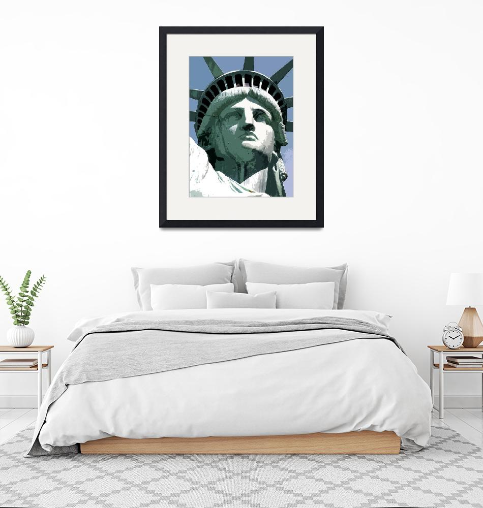"""Statue of Liberty, New York, USA""  by jmhdezhdez"