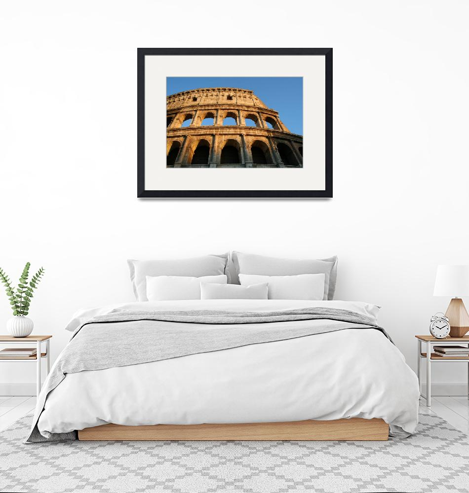 """""""Colosseum""""  by artbyts"""