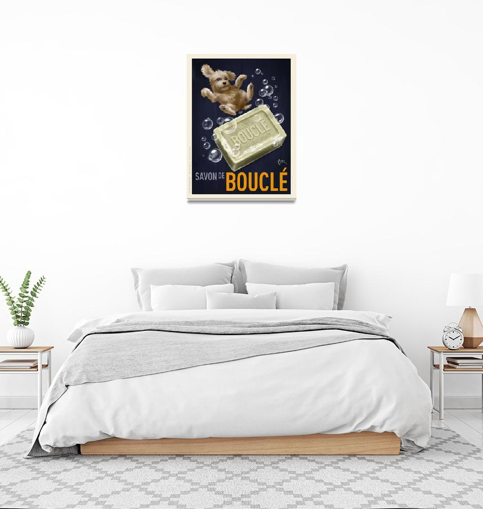 """Savon De Boucle""  (2009) by OtisNewVintage"