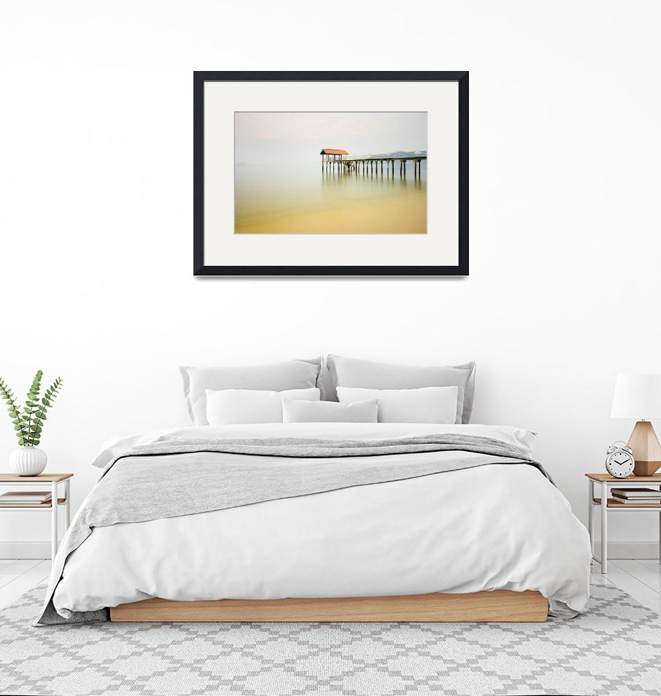 """""""Seascapes Art Print""""  (2010) by howpin"""