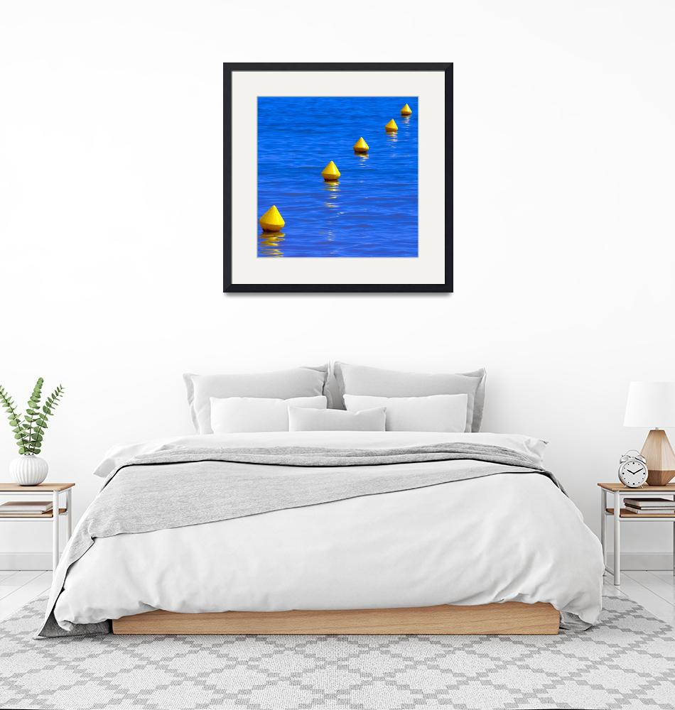 """Buoys will be Buoys""  (2009) by ImageArt-Photography"