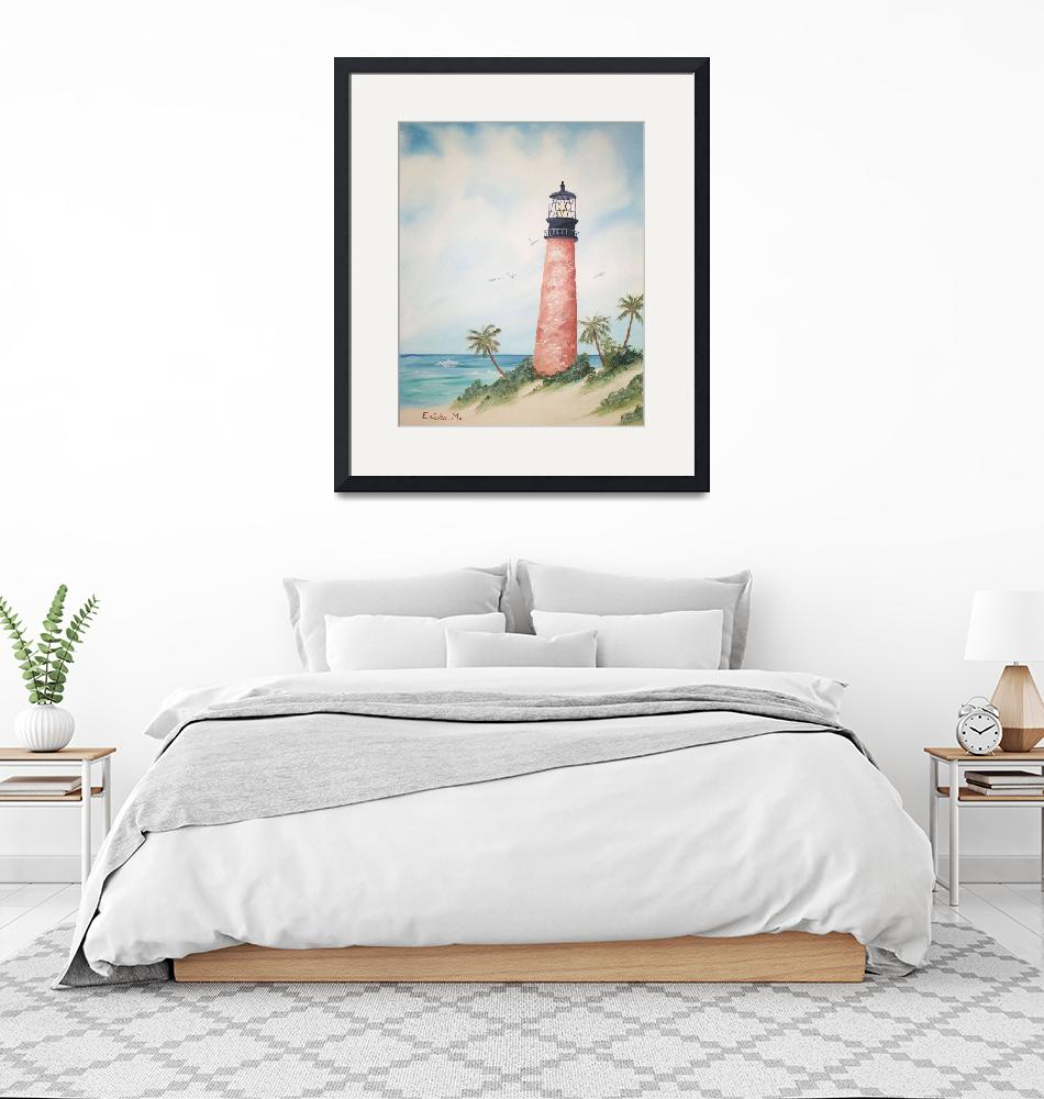 """""""Lighthouse""""  by artificialink"""