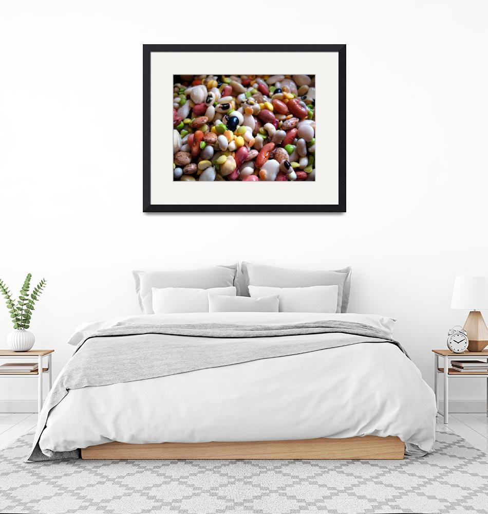 """""""Tons o Beans""""  (2009) by CynthiaWenslow"""