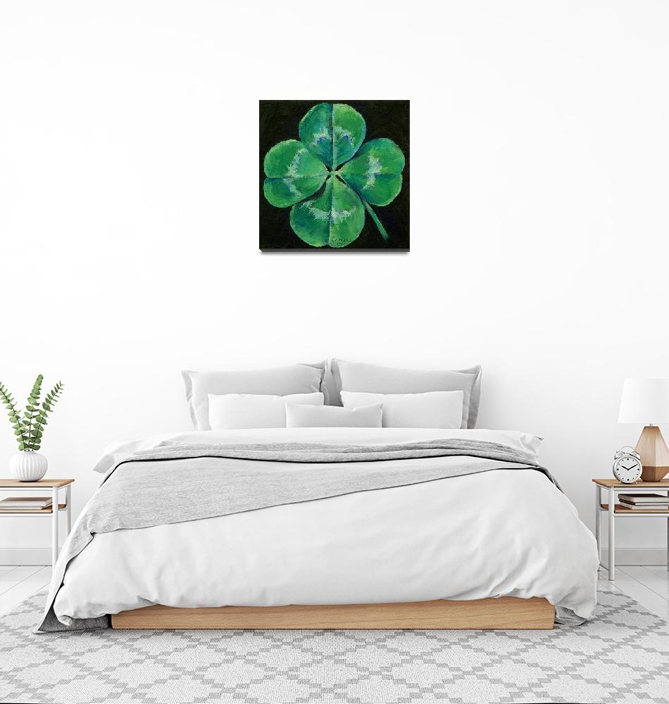 """Shamrock""  by creese"