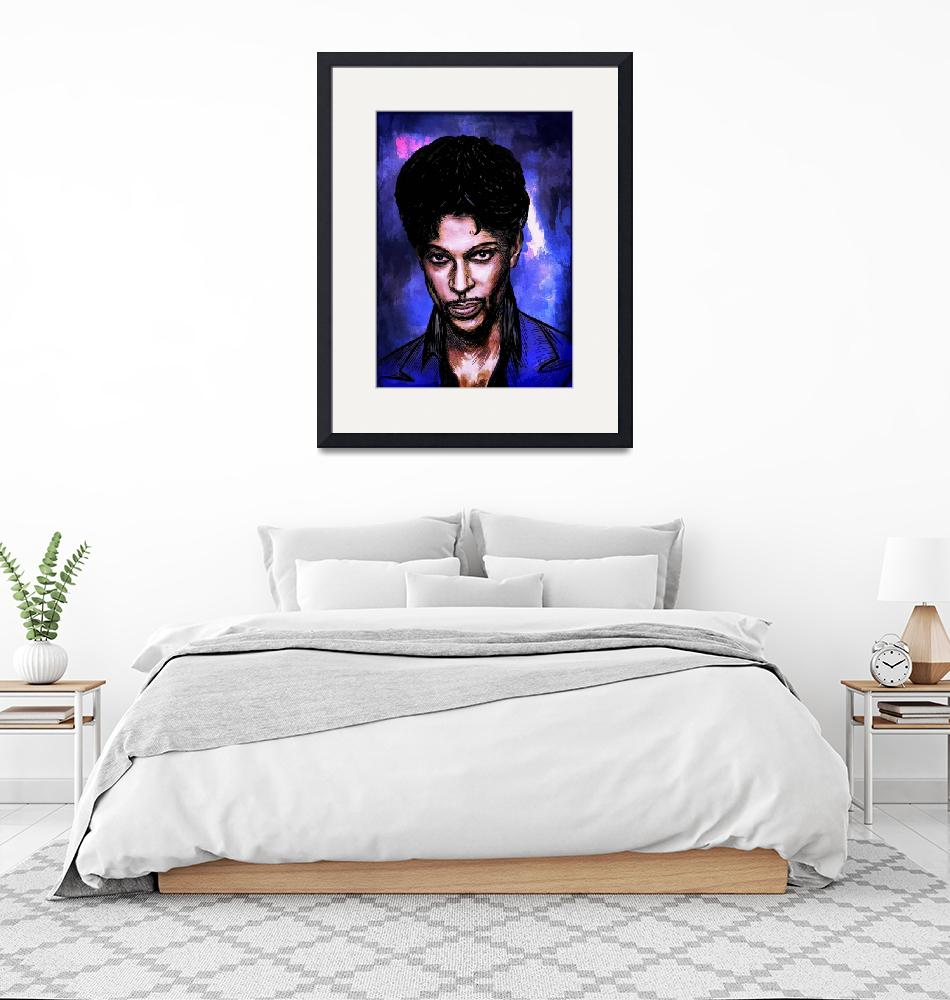 """""""Music Legend  Prince""""  (2016) by andy551"""