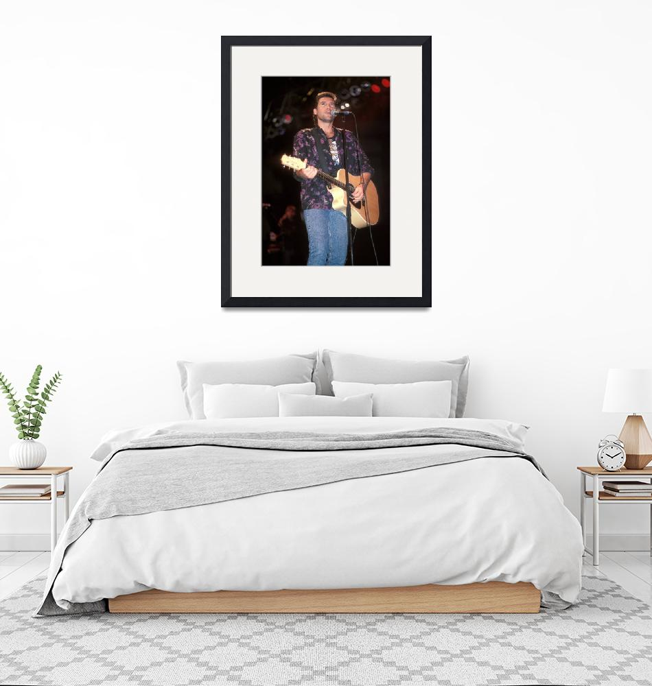 """""""Musician Billy Ray Cyrus""""  by FrontRowPhotographs"""