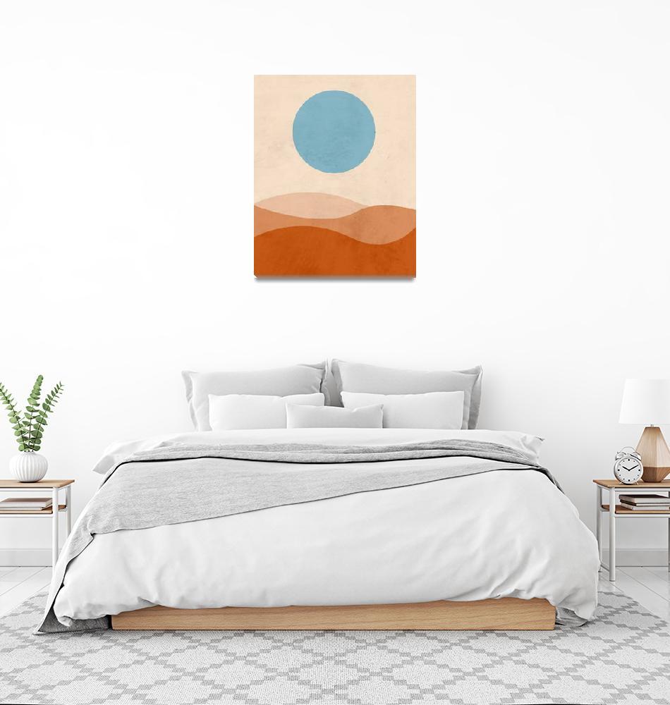 """""""Sun and Ocean 5""""  by miscstudios"""