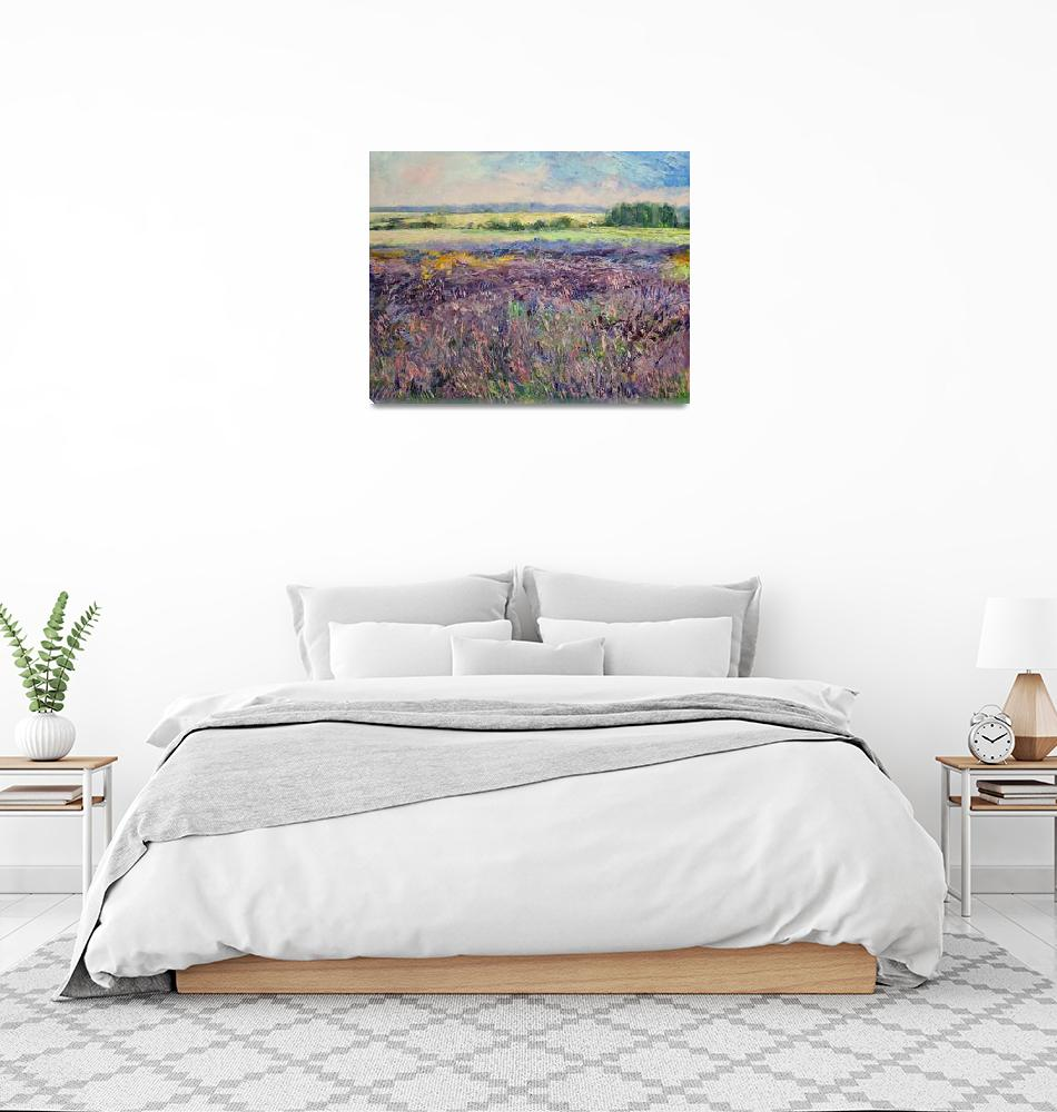 """Provence Lavender""  by creese"